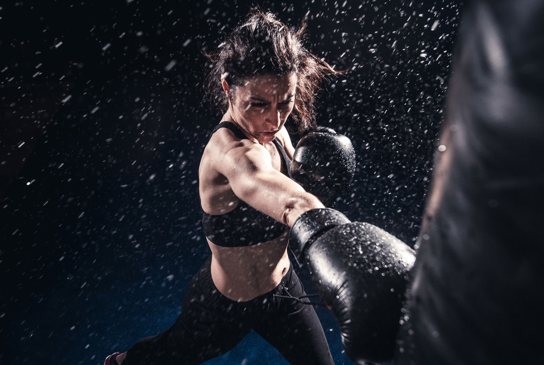 There's more to boxing shadows than warm-ups for your boxing workout.